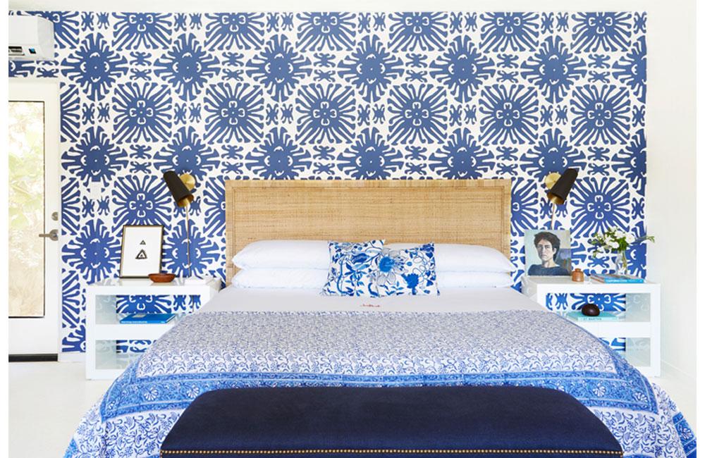 good room bed