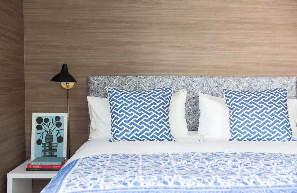 big room bed